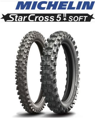 Michelin Starcross 5 - Soft Terrain (various sizes/prices)