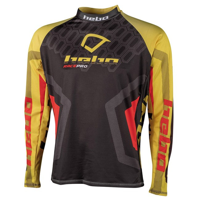 SHIRT RACE PRO III YELLOW