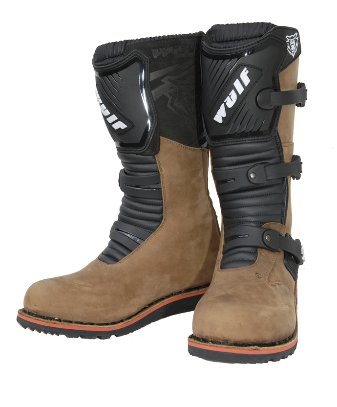Wulfsport Adult Trials Boots