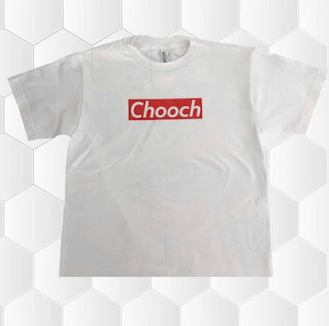 Chooch White Unisex Tee