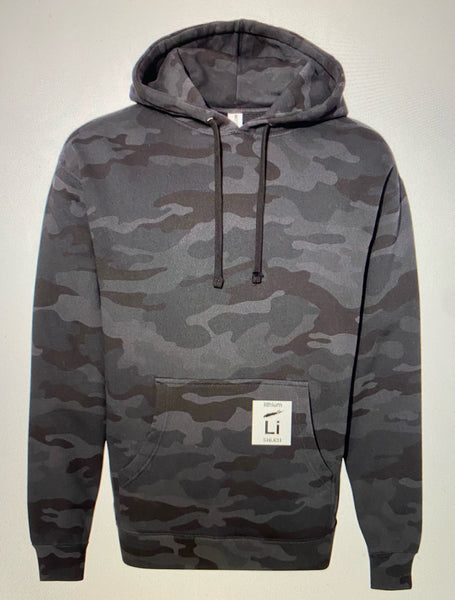 LITHIUM GHOST CAMO HOODIE
