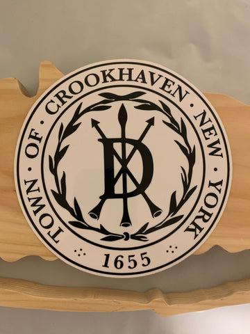Crookhaven Sticker