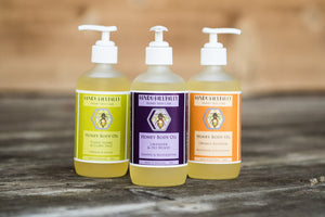 Lavender & Ho Wood Honey Body Oil (wholesale)