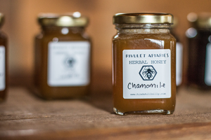 Chamomile Herbal Honey