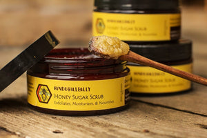 Honey Sugar Scrub (wholesale)