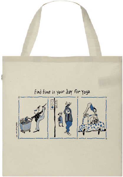 Bag - Find Time in Your Day for Yoga