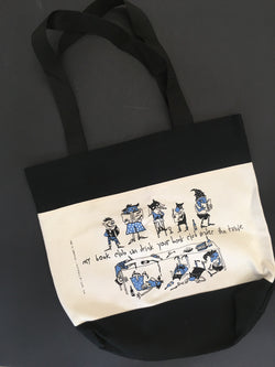 My Book Club Can Drink Your Book Club Under the Table (Bag)