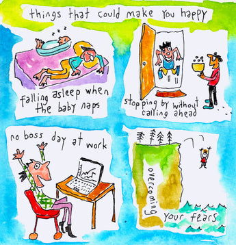 Things that could make you happy (Baby)
