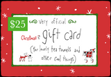 Very Official Gift Card
