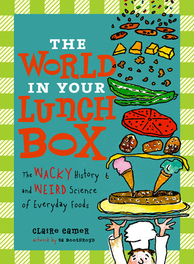 The World in Your Lunchbox (book)