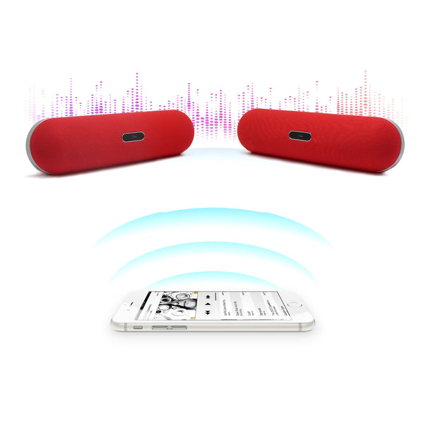 Pill Speaker XP+ Functionality
