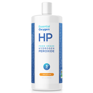 HP | Hydrogen Peroxide, Food Grade, 3% (32oz)