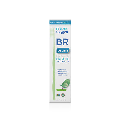 BR | Organic Toothpaste