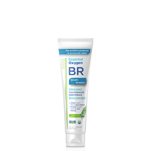 BR Organic Toothpaste (French/English Packaging)