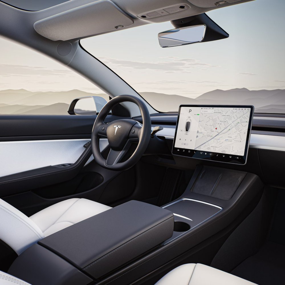 Refreshed 2021 Model 3 is Here