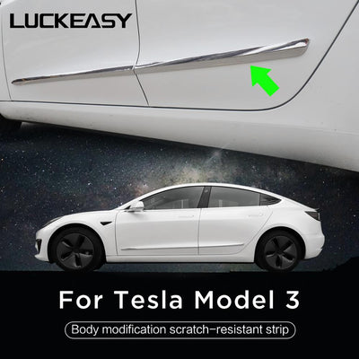 Side Trim Kit for Tesla Model 3-Tesla Model Accessories Australia
