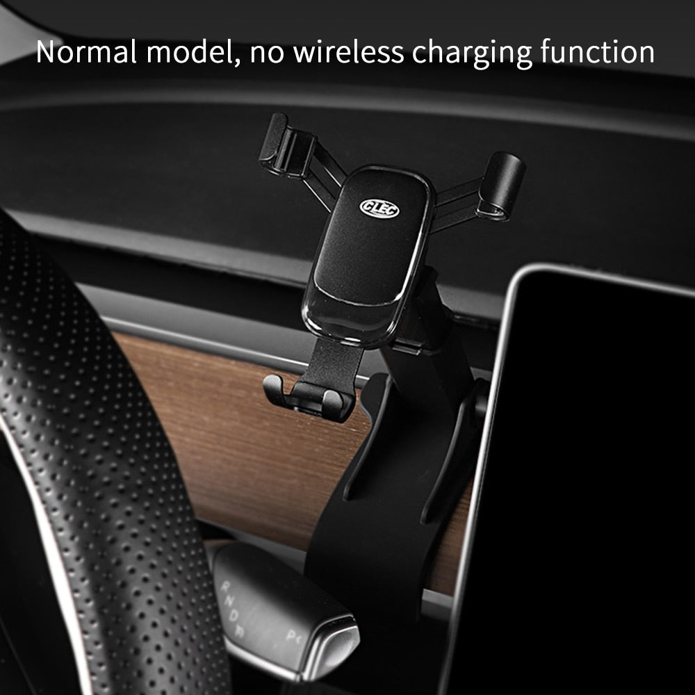 Mobile Phone Holder for Tesla Model 3 - Premium