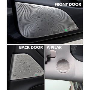 Speaker Covers for Tesla Model 3