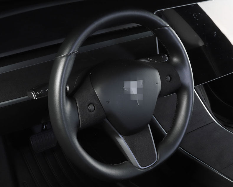 Suede Interior Trim Kit for Tesla Model 3