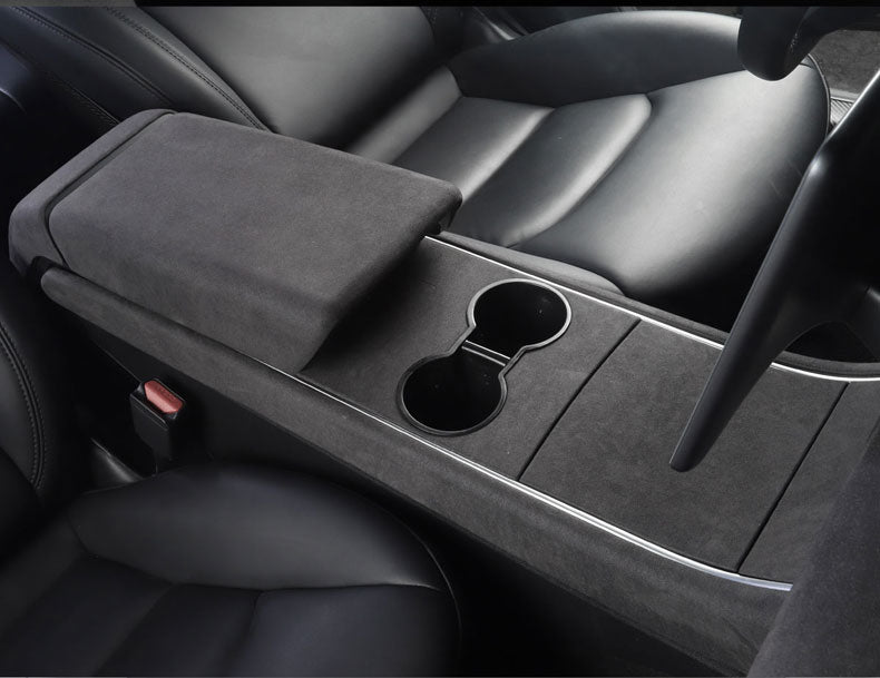 Suede Fabric Covers for Tesla Model 3