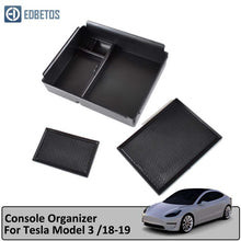 Load image into Gallery viewer, Centre Console Storage Tray for Tesla Model 3-Tesla Model Accessories Australia