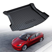 Load image into Gallery viewer, Boot Liner for Tesla Model 3 Rubber Insert