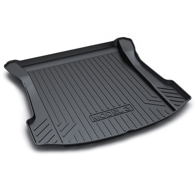 Boot Liner for Tesla Model 3 Rubber Insert
