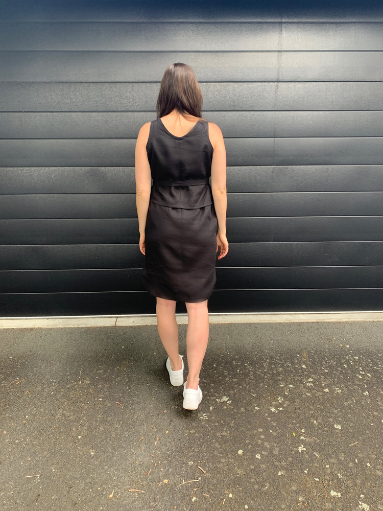 The Emma Dress - Black