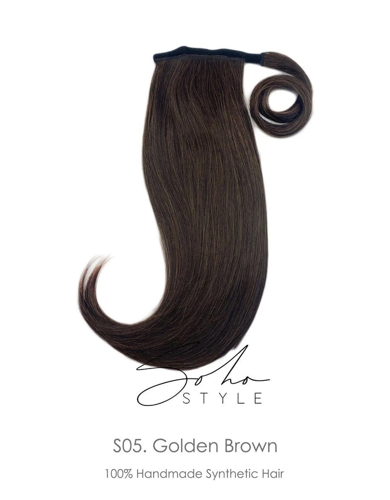 Long Christy - 25'' Wrap-Around Ponytail Extension