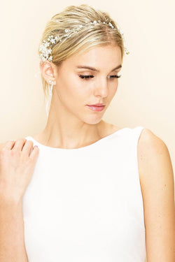 CARINA DAISY HEAD CROWN