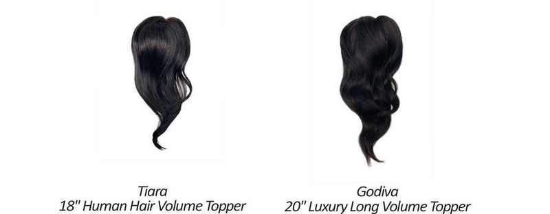 Tiara 18'' Volume Topper Extension
