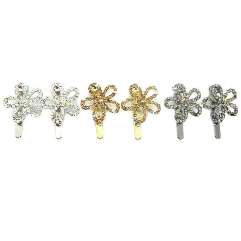 Mini Flower Barrette