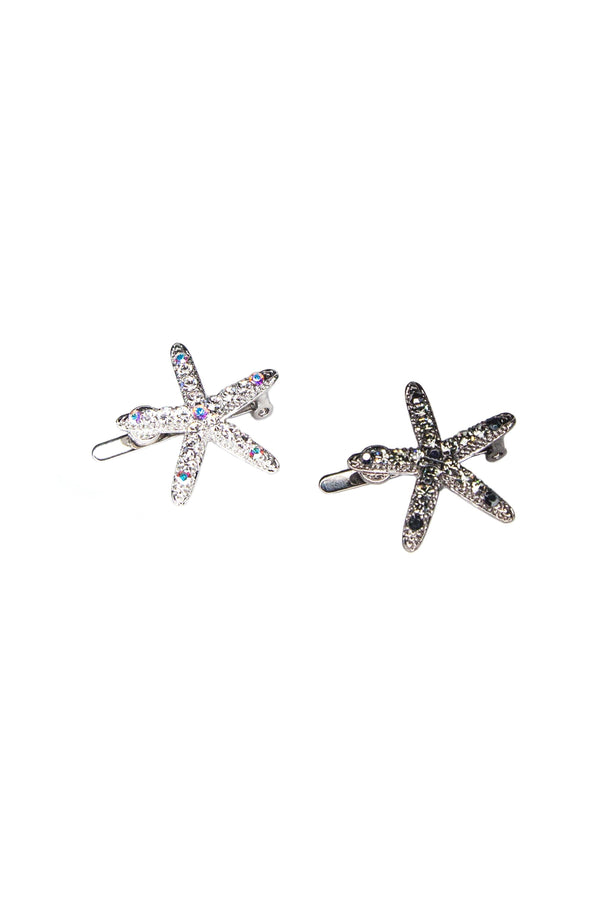 Sea Star Magnetic Barrette
