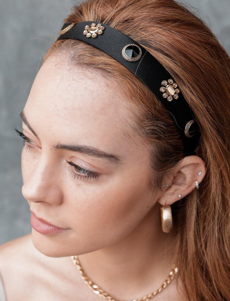 Crystal Point Headband