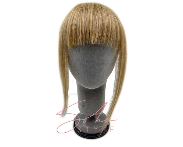 Clip-In Synthetic Bangs