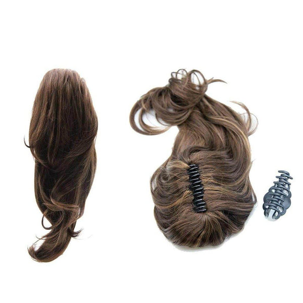 "Joann 19"" Clip-In Ponytail Extension"