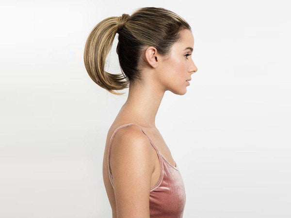 "Kasey - 11"" Wrap-Around Ponytail Extension"