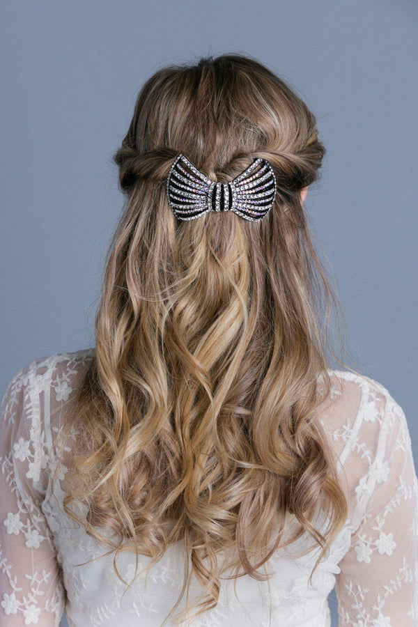 Soho Style Barrette Large Bow Barrette