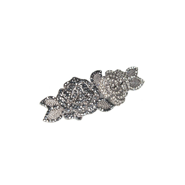 Soho Style Barrette Rosalee Couture Crystal Barrette