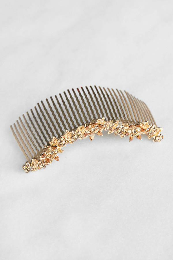 Soho Style Hair Comb Mirabelle Crystal Hair Comb