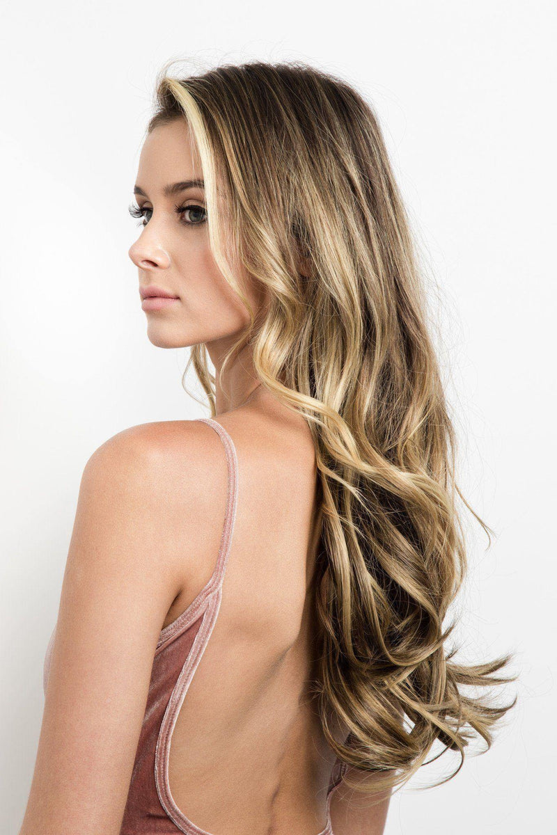 "Allison 16"" Clip-In Futura Hair Extension"