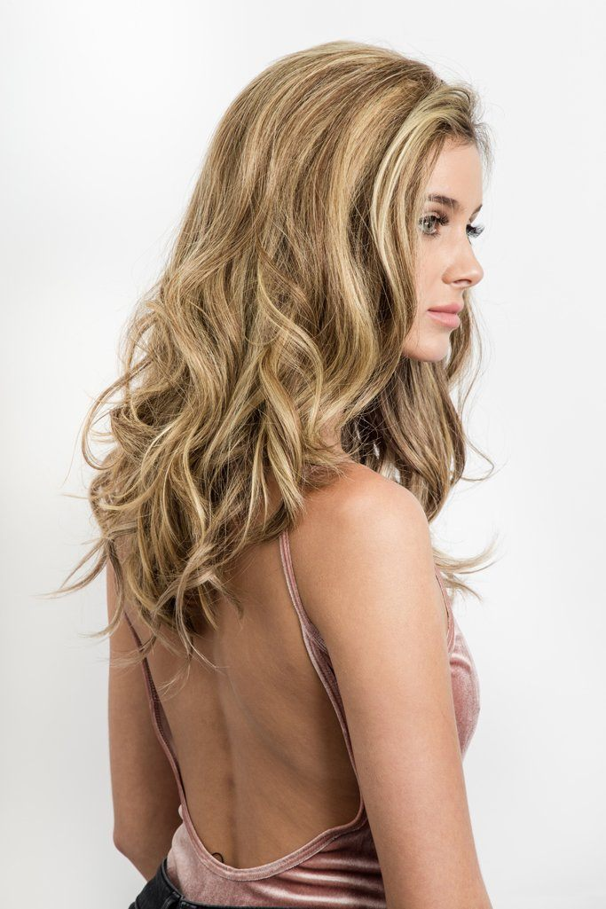Godiva- Long Volume Topper -  Hair Extension, Soho Style