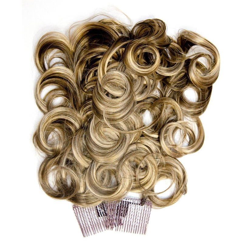 Soho Style Hair Extension Rena - Curly Wired Updo Extension