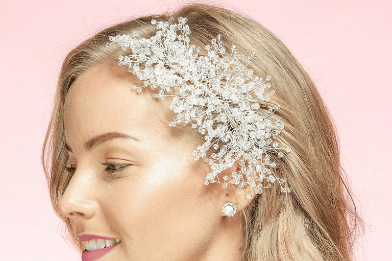 Enora Baby's Breath Hair Comb