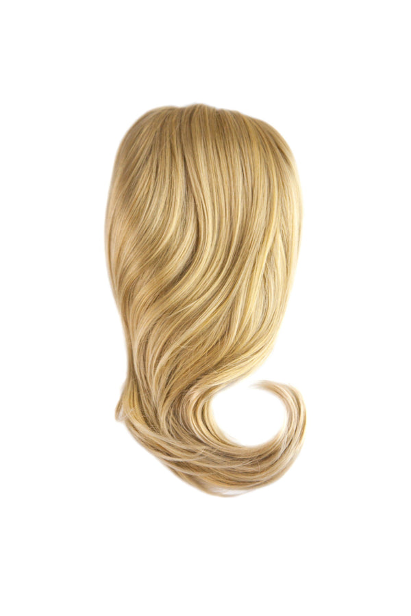 "Soho Style Sale S01: Light Blonde Sue - 15"" Half Wig - Straight"