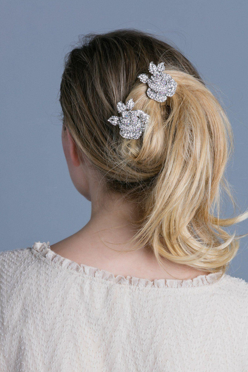 Soho Style Stick Rose Hair Stick