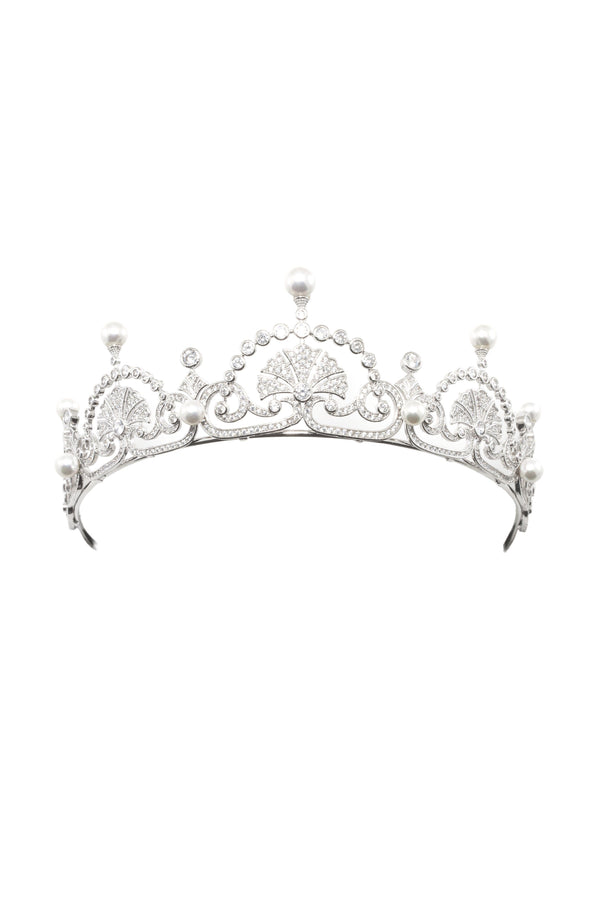Soho Style Wedding Aeris Crown Tiara