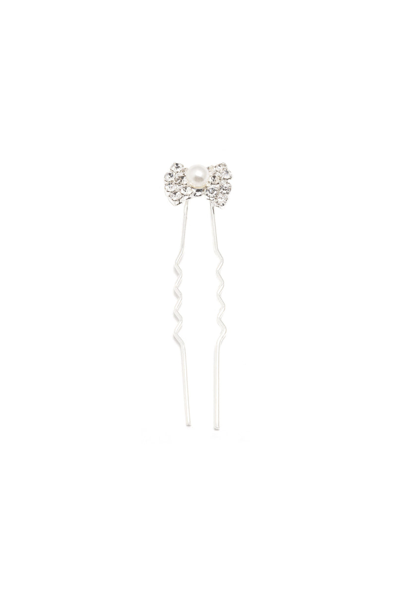 Soho Style Wedding Clair Bow Hair Stick
