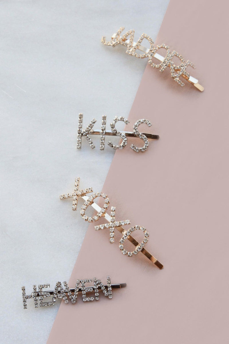 Make a Statement Rhinestone Bobby Pin