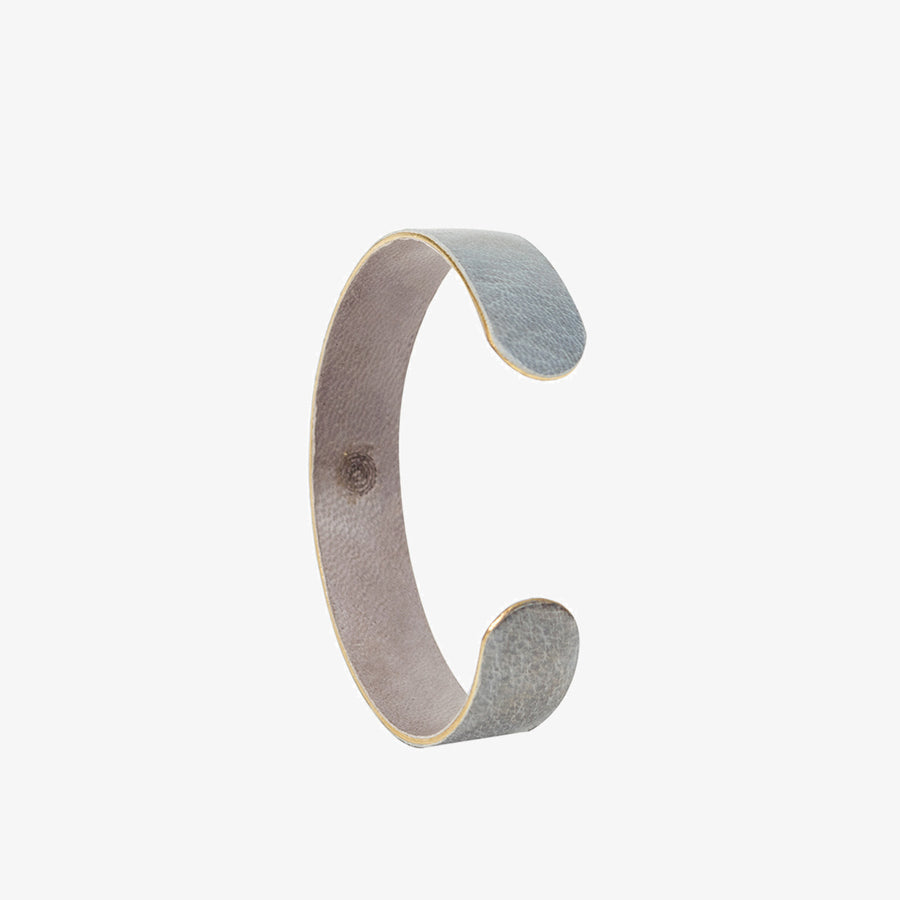 Slim Bracelet in Grey & Grey